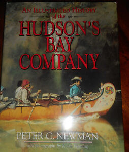 An Illustrated History of the HUDSON'S BAY COMPANY