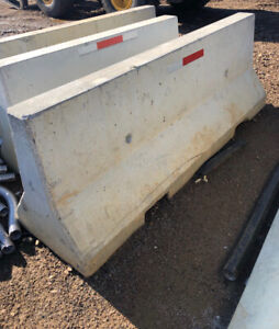 Jersey Barriers- Large Quantity, Must go!!