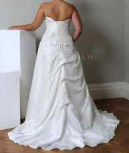 selling 2 wedding dresses size 10 and size 14-16