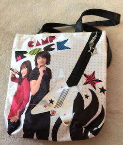 Kids Camp Rock Tote Bag for Sale