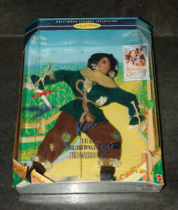 The Wizard of OZ NIB Barbie Doll, 1996 Ken as Scarecrow St. John's Newfoundland image 1