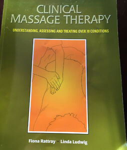 Massage Therapy Textbooks