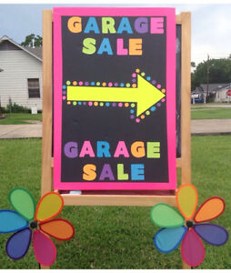 Family Garage Sale