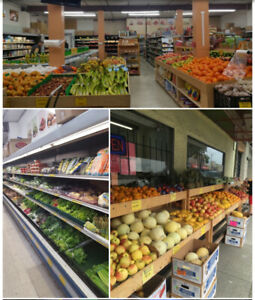 Business for sale- Produce Grocery store located near E.Hastings
