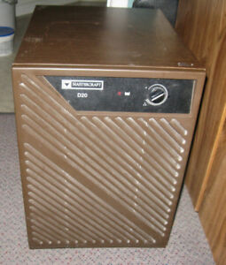 Mastercraft Dehumidifier in Good Working Condition