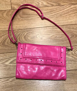 Pink clutch brand new never used Peterborough Peterborough Area image 1