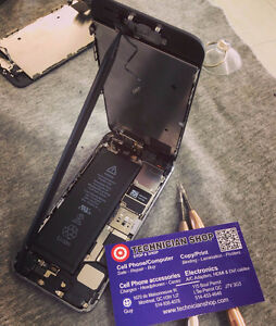 PHONES REPAIRS, UNLOCK, ACCESSORIES, APPLE, SAMSUNG,LG, HTC West Island Greater Montréal image 4