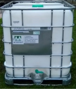 Great for drinking or holding grey water or septic water tank