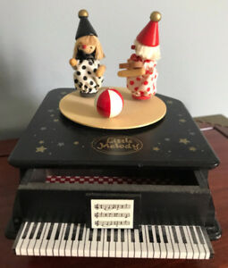 Vintage Music Box Made in Japan