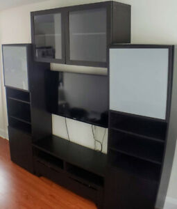 Entertainment Unit / TV Storage Combination $199