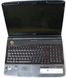 ACER ASPIRE 6530 Laptop - No Hard Drive, Working