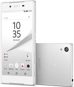 New Xperia Z5 - 32 gb White