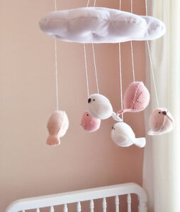 Baby Nursery Mobiles - Hand made locally in Halifax