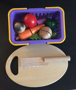 Aliments jouet