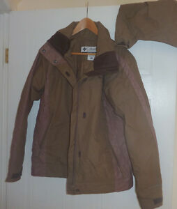 Columbia spring coat, other spring/winter coats, woman M, $5-$20