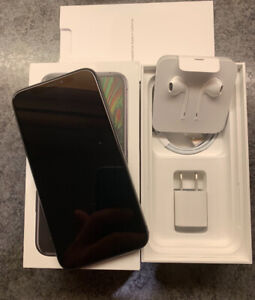 iPhone XS (64gb) Space Gray