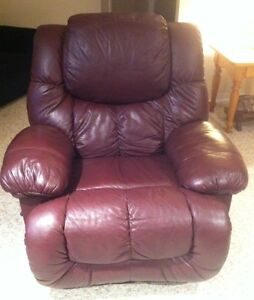 PALLISER ROCKER RECLINER (with storage and drink holders) Cambridge Kitchener Area image 1