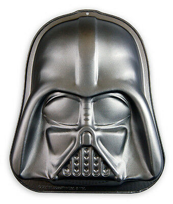 Star Wars Darth Vader Backform, Kuchenform aus teflonbeschichtetem Carbonstahl