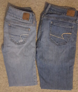 4 Pairs of Jeans in Pristine Condition!