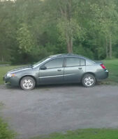 2007 Saturn Ion for parts