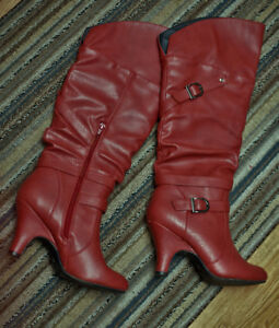 NYC Couture boots