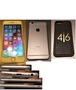 Unlocked Apple iPhone 6 64GB Gold