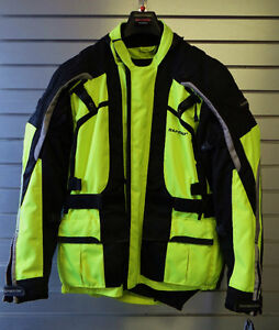 NEW TourMaster Epic Textile Motorcycle Jacket