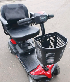 Mobility scooter drive can deliver