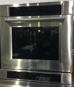 Wolf Stainless Steel Single Wall Oven $1899