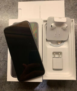 IPhone XS Max (256gb) Space Gray