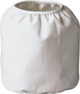 NEW SHOP VAC 901-02 Cloth Filter Bag 5 GALLON CAPACITY 6349112 Cloth Filter Bag