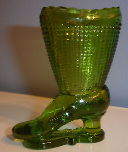 FOR SALE Vintage glass shoes, collectible shoes Kitchener / Waterloo Kitchener Area image 3
