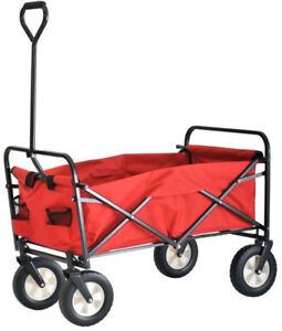 Wanted: Folding Wagon
