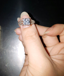 Charmed ring for sale.