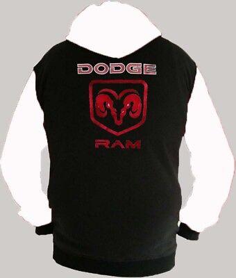 Dodge Ram Fan Kapuzenjacke,Hoodie Lieferz. siehe Beschreibung ()