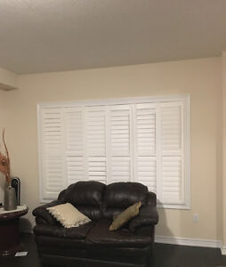 Shutters,Blinds,Drapery and shades 416 859 1901