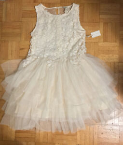 Forever 21 Girl's Youth Lace Tutu Dress - Size 13/14 XL
