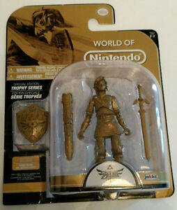 NINTENDO LEGEND OF ZELDA GOLDEN LINK TOY