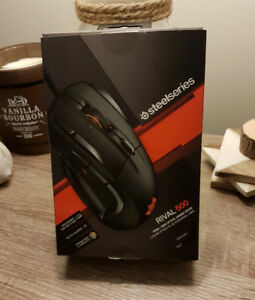 Rival 500 Optical Gaming Mouse