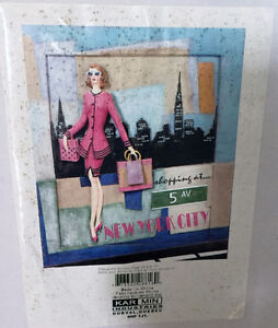 3D FIBERGLASS FASHION FRAME SHOPPING AT NEW YORK NEW CADRE MODE West Island Greater Montréal image 3