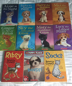 **11 GIRLS CHAPTER BOOKS FOR SALE**