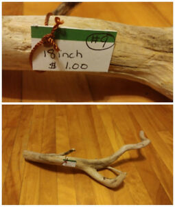 $1.00 Driftwood pieces (Ad #2)
