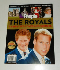 THE ROYALS - THEIR LIVES, LOVES AND SECRETS