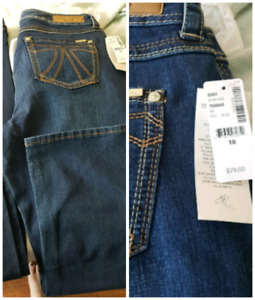 Size 18 Melissa McCarthy boot cut jeans