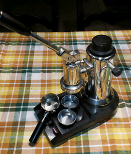 Vintage Espresso machine * needs to be serviced / repaired *