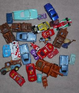 Disney Cars - lot of diecast/metal toy cars