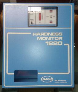 HACH HARDNESS MONITOR 1220..NEW....401/SIMCOE ST.S..OSHAWA...mak