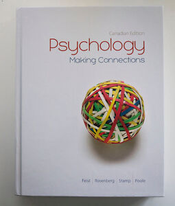 Psychology: Making Connections Textbook (Canadian Edition)