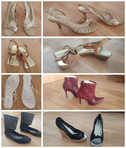 Chaussures mode et tendance. Fashion and trendy shoes Size 8 1/2