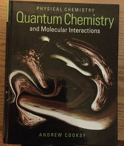 PHYS CHEM: QUANTUM CHEMISTRY AND MOLECULAR INTERACTIONS-ANDREW C